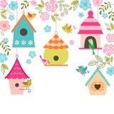 Hola primavera Imágenes de archivo libres de regalías