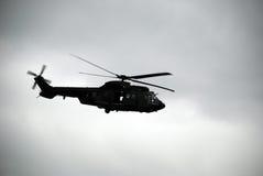 Holandés de Eurocopter AS532 Imágenes de archivo libres de regalías
