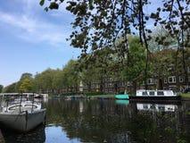 Holanda του Άμστερνταμ Στοκ Φωτογραφίες