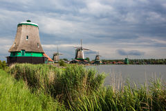 Holandia wiatraczki Obraz Stock