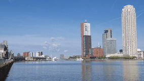 holandie Rotterdam zdjęcie wideo