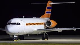Holandii Fokker 70 zdjęcia stock