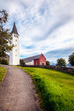 Holar church Stock Photos