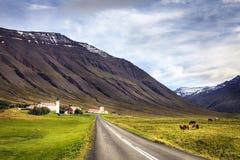 Holar, Iceland Stock Image