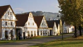 Holasovice Photos libres de droits