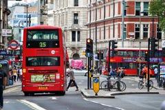Holborn, Londen Stock Afbeelding