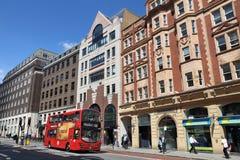 Holborn London Arkivbild