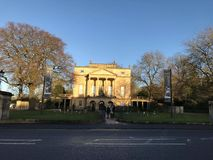 Holbourne Museum in Bath Stock Photos
