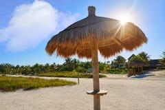 Holbox Island in Quintana Roo Mexico Stock Photo