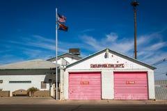 Holbrook Arizona. Amazing Holbrook Arizona on the historic route 66 Royalty Free Stock Photos