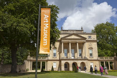 Holburne Museum in Bath Royalty Free Stock Images