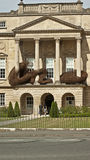The Holburne Museum. A museum in Bath Spa city, UK Stock Images