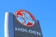 Holden Car manufacturer Royalty Free Stock Photo