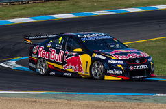 Holden Commodore V8 race car of Jamie Whincup Royalty Free Stock Photos