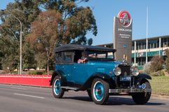 Holden Dream Cruise 2017 Royalty Free Stock Photography