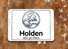 Holden Jedzie loga Fotografia Stock