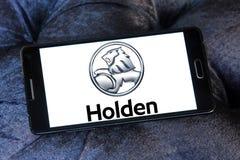 Holden Jedzie loga Zdjęcia Stock