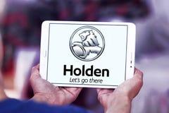 Holden Jedzie loga Obrazy Royalty Free
