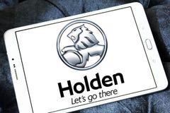 Holden Jedzie loga Zdjęcie Stock