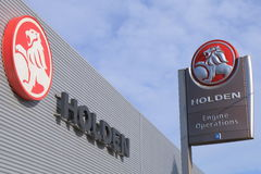 Holden producent samochodów Fotografia Royalty Free