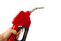 Fuel Nozzle Royalty Free Stock Photos