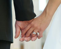 Holding hands 1 Royalty Free Stock Photo