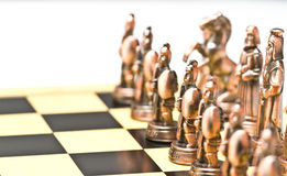 Holding The Line II Royalty Free Stock Photo