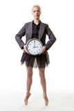 Holding time Royalty Free Stock Photos
