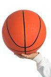 Holdingbasketball Lizenzfreies Stockbild