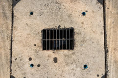 Hole Covering Royalty Free Stock Image