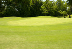 Hole golf Royalty Free Stock Images
