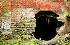Free Hole In A Wall Royalty Free Stock Photo - 14980005