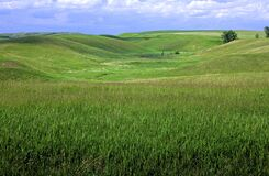 Free Hole In The Mountain Prairie Scenic  58733 Royalty Free Stock Photography - 182758457