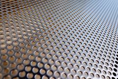 Hole Mesh Pattern Stock Images
