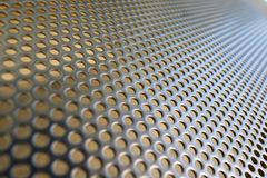 Hole mesh Stock Photo