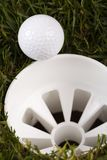 Hole In One Royalty Free Stock Images