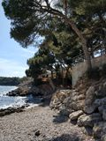 Hole in Palma de Mallorca royalty free stock photos