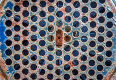 Hole Pattern Stock Images