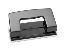 Hole punch. Stock Images