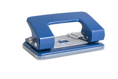 Hole punch Royalty Free Stock Images
