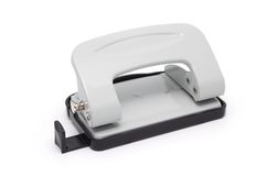 Hole puncher. Stock Photos