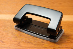 Hole puncher. Royalty Free Stock Photos
