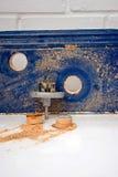 Hole saw Stock Image