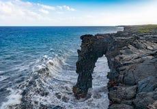 Holei havsbåge Arkivbild