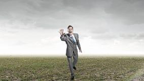 Holen Ihre Ziele auf Lizenzfreie Stockfotos