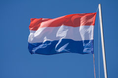 holender flaga Obrazy Stock