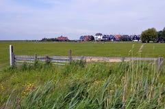 holendera krajobraz Fotografia Stock