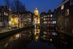 holenderscy domy Zdjęcie Stock