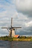 holenderscy tradycyjni wiatraczki Obrazy Stock