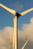 holenderscy wiatraczki zdjęcia stock